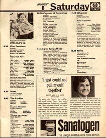1964-08-08 TVT listings 3