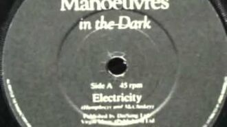 OMD Electricity 1979 version