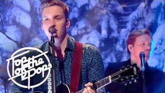 George Ezra - Paradise (Top Of The Pops New Year 2018)