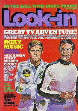1975-12-06 Look-In 1 cover