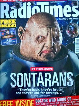 2006-04-26 RT 1 cover DW Sontarans