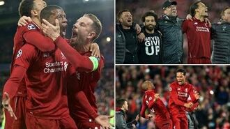 Liverpool 4-0 Barcelona - The story of the match