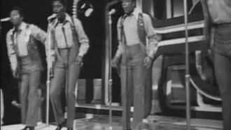 The Temptations - Can't Get Next To You (Live TOTP 1970)