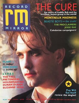 1987-05-30 RM 1 cover