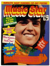 1973-07-14 Music Star cover