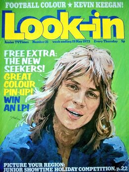 1973-05-19 Look-In 1 cover