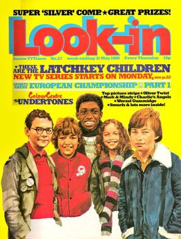1980-05-31 Look-In 1 cover