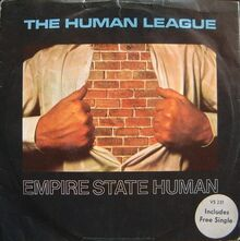 Empire State Human 1980 reissue
