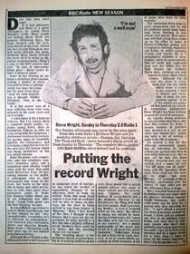 1983-10-02 RT Steve Wright 1
