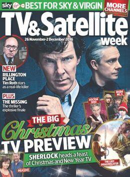 2016-11-26 TVS Week 1 cover