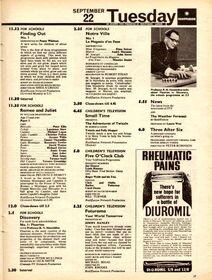 1964-09-22 TVT listings 1