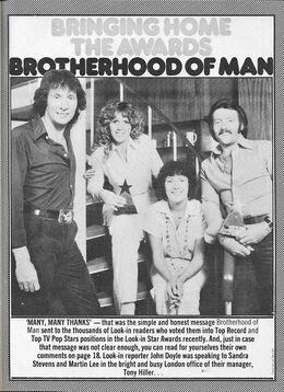 1978-07-15 Look-In 2 Brotherhood of Man (1)