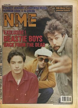 1989-07-15 NME 1 cover
