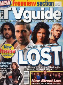 2006-04-29 TV Guide 1 cover