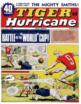 1966-07-16 TIGER 1 cover World Cup
