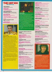 1985-05-18 No1 magazine 2 Hot 100 2