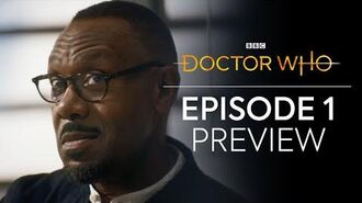 Episode 1 Preview - Spyfall - Doctor Who
