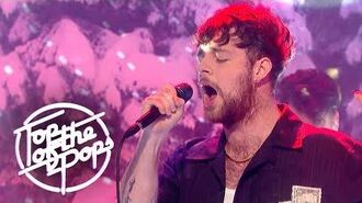 Tom Grennan - Found What I've Been Looking For (Top Of The Pops New Year 2018)