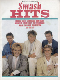1983-08-04 Smash Hits 1 cover