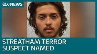 Streatham terror attack suspect named as Sudesh Amman - ITV News