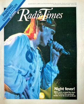 1983-08-27 RT 1 cover Rock Around the Clock
