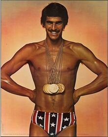 Mark Spitz 7 medals