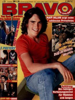 1981-05-27 BRAVO 1 cover