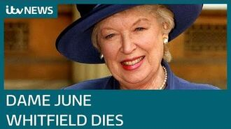 Dame June Whitfield dies aged 93 - ITV News