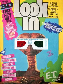 1983-04-02 Look-In 1 cover ET 3D glasses