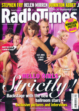 2011-09-24 RT 1 cover Strictly