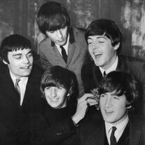 1964-06-14 five Beatles Melbourne