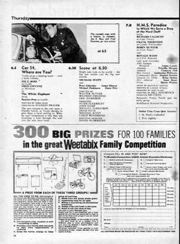 1964-10-01 TVT listings 1