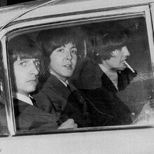 1965-04-13 Beatles BBC radio car