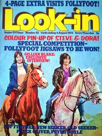 1973-08-04 Look-In 1 cover