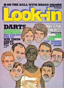 1978-09-23 Look-In 1 cover