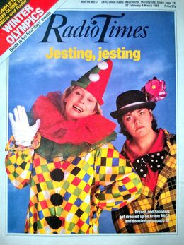 1988-02-27 RT1 cover French Saunders