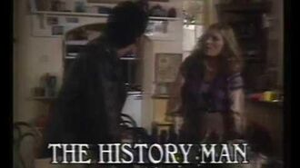 BBC2 Continuity Arena & The history man 3-1-1981 (VHS Capture)