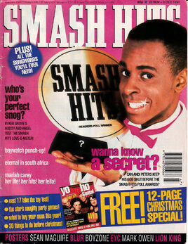 1994-11-23 Smash Hits 1 cover