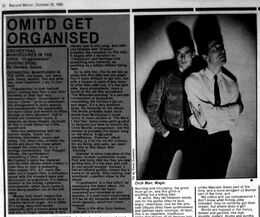 Organisation review Record-Mirror-1980-10-25 p.22