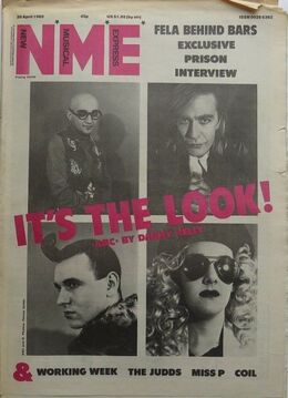 1985-04-20 NME 1 cover ABC