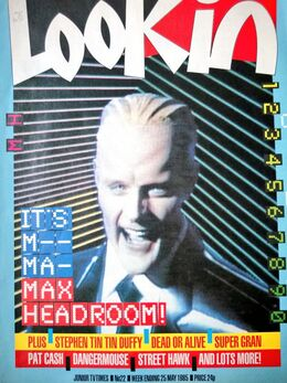 1985-05-25 Look-In 1 cover