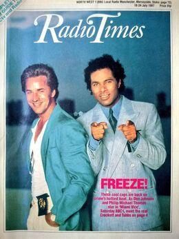 1987-07-18 RT 1 cover Miami Vice