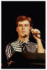 Paul Humphreys 1984 live