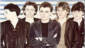 Simple Minds - Changeling (Peel Session)