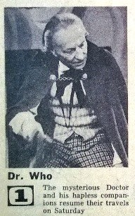 1964-10-30 RT Dr Who