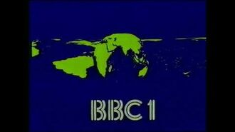 1983 BBC1 - Continuity and Closedown