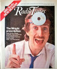 1983-10-01 Rt 1 cover Steve Wright