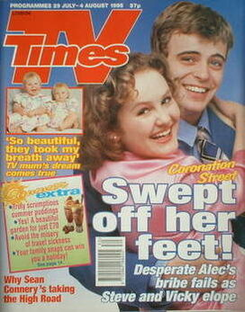 1995-07-29 TVT 1 cover
