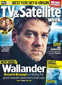 2016-05-21 TV & Satellite 1 cover Wallander