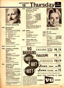 1964-09-10 TVT listings 1